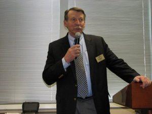 Chris Speaking at DMSG Mtg