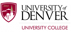 University of Denver University College Logo