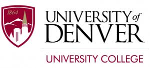 University of Denver University College Logo
