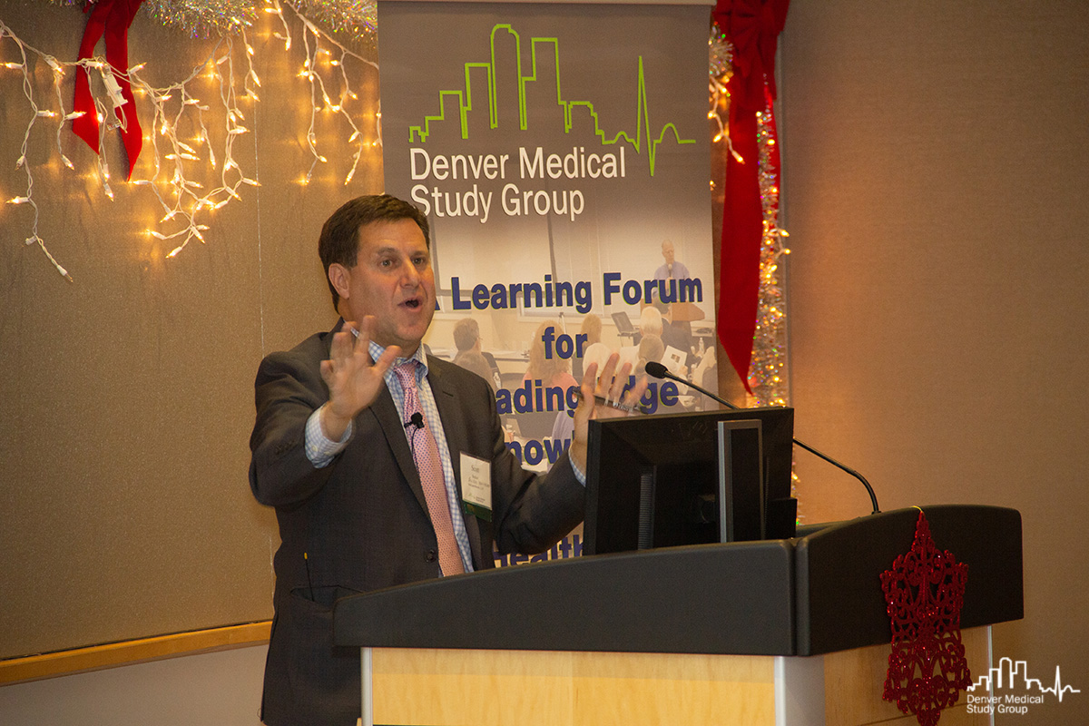 Event Recap: December 5th, Scott Becker, Publisher and Founder of